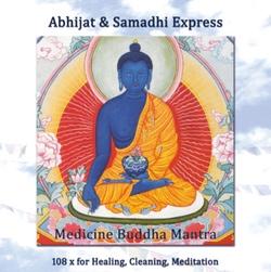 CD: Medicine Buddha Mantra