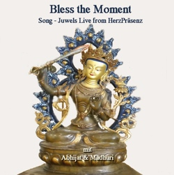 CD Bless the Moment