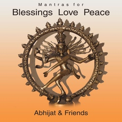 CD: Blessings Love Peace
